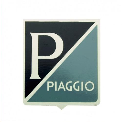 STEMMA PIAGGIO IN ALLUMINIO VESPA 50
