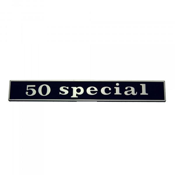 """SCRITTA VESPA POSTERIORE """"50 SPECIAL"""""""