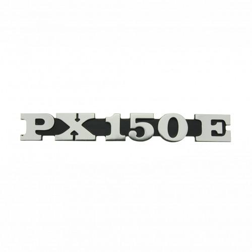 """SCRITTA VESPA LATERALE """"PX150E"""""""