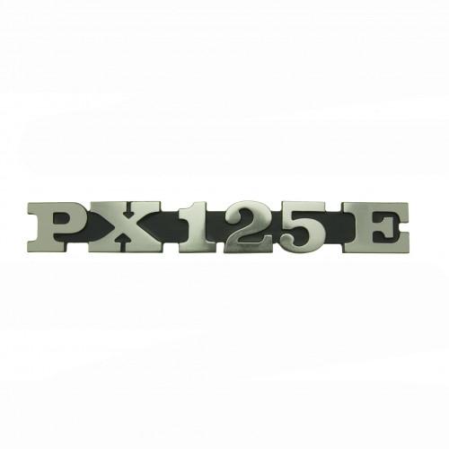 """SCRITTA VESPA LATERALE """"PX125E"""""""