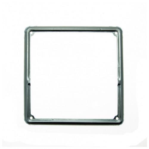 CORNICE TARGA VESPA LUCIDA 180X180mm