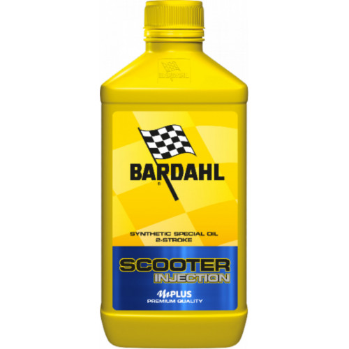 OLIO BARDAHL SCOOTER INJECTION PER MISCELA VESPA